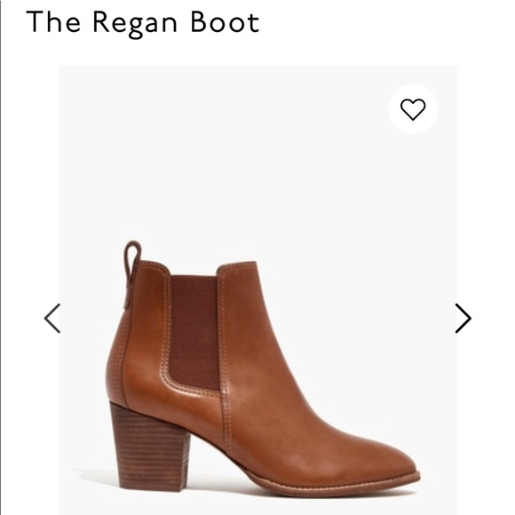 99393343e771 Madewell Shoes - Madewell Regan boot in English leather color